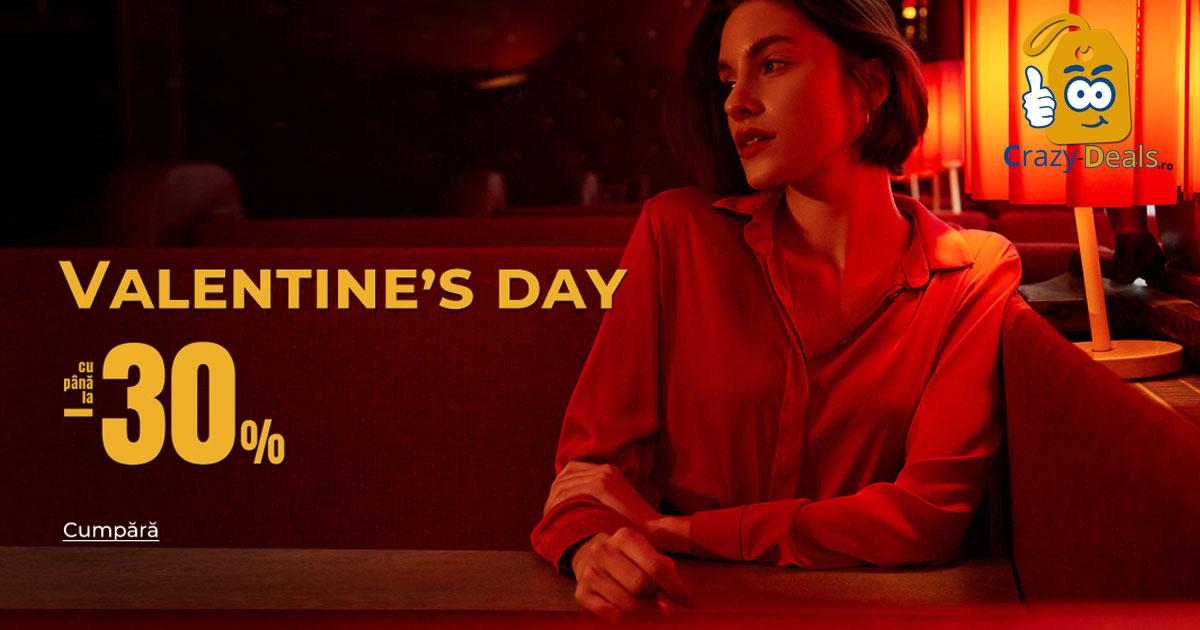 Valentine's Day -30% Reducere