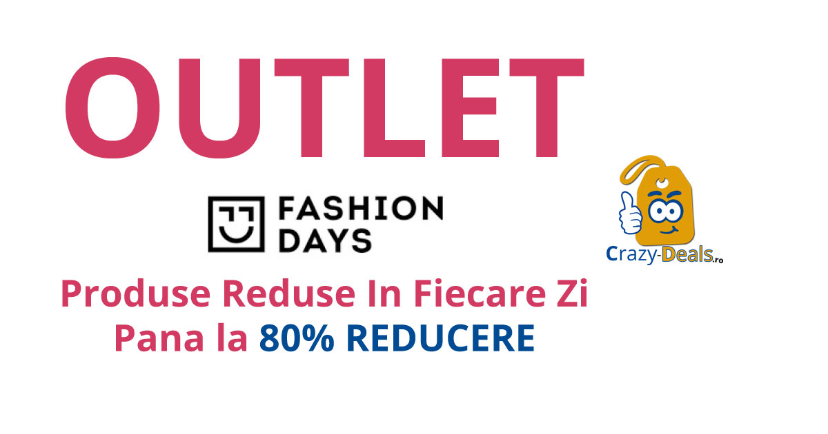 Outlet FashionDays.ro