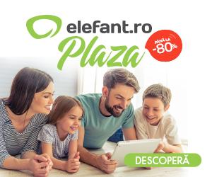 Mallul online al familiei tale! elefant.ro Plaza Reduceri de până la 80%