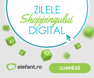 Zilele Shoppingului Digital pe Elefant