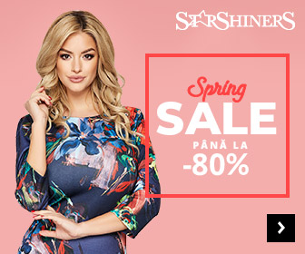 Spring Sale - Reduceri intre 20% si 80% - StarShinerS