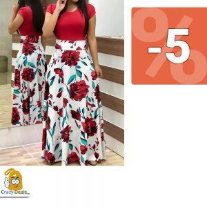 5% discount pentru rochia MAESY Manzara