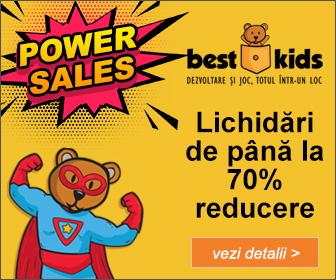 BestKids Power Sales! REDUCERI de pana la 70%