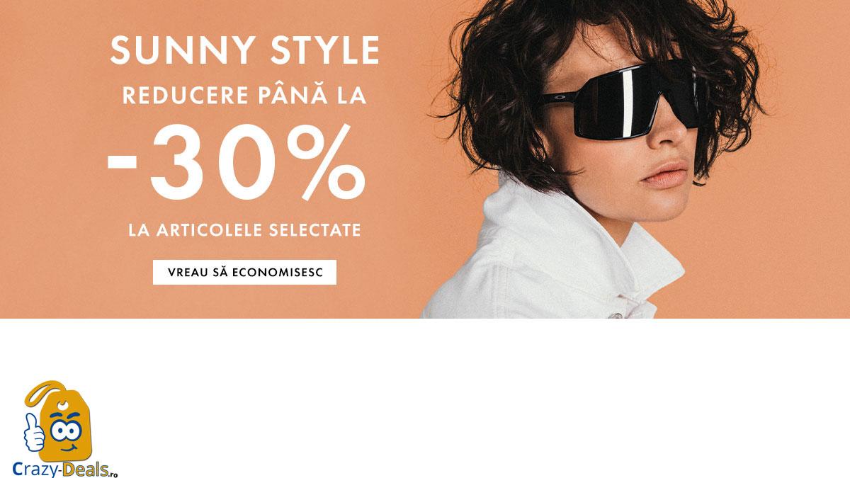 Promotia BIBLOO Sunny Day reducere de pana la 30 % pentru articole selectate