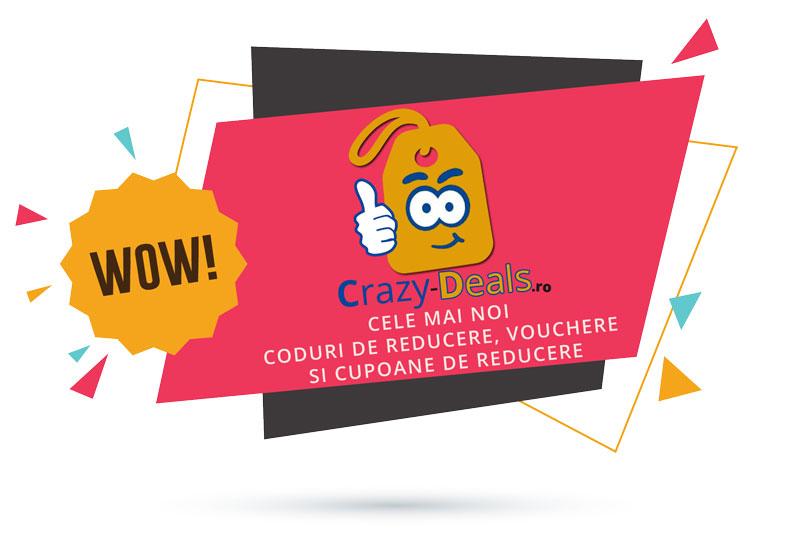 cod reducere Crazy Deals