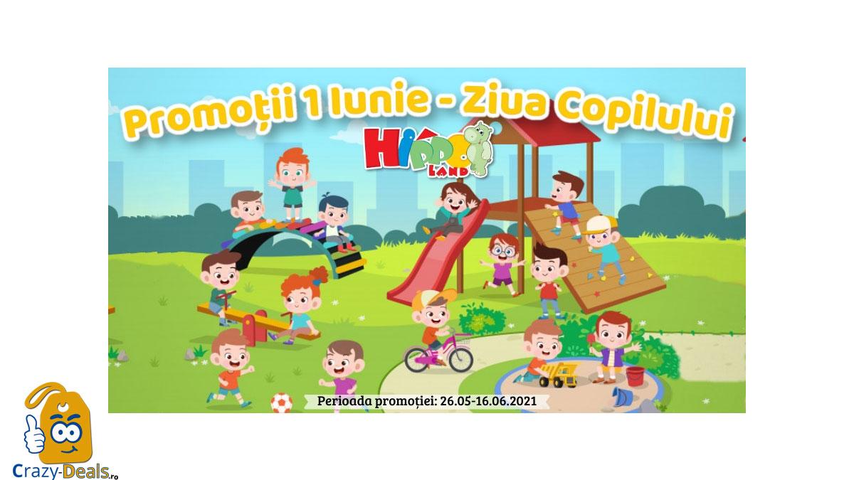 Promotie Hippoland 1 IUnie Ziua Copilului