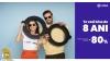 Sarbatoreste 8 Ani Lensa cu reduceri de pana la 80%