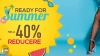 Ready for Summer - Reduceri pana la -40% la TOT pe Meia