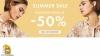 Summer Sale BIBLOO reducere de până la 50%