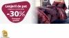 -30% reducere la lenjerii de pat pe Chilipirul-Zilei.ro