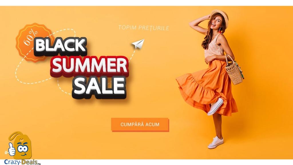 KALAPOD BLACK SUMMER SALE - Un Black Friday de Vara cu reduceri de pana la 60%