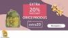 Promotie MeliMeloParis voucher 20% EXTRA DISCOUNT la toate produsele!