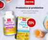 20% REDUCERE la probioticele si prebioticele Jarrow Formulas pe Vegis