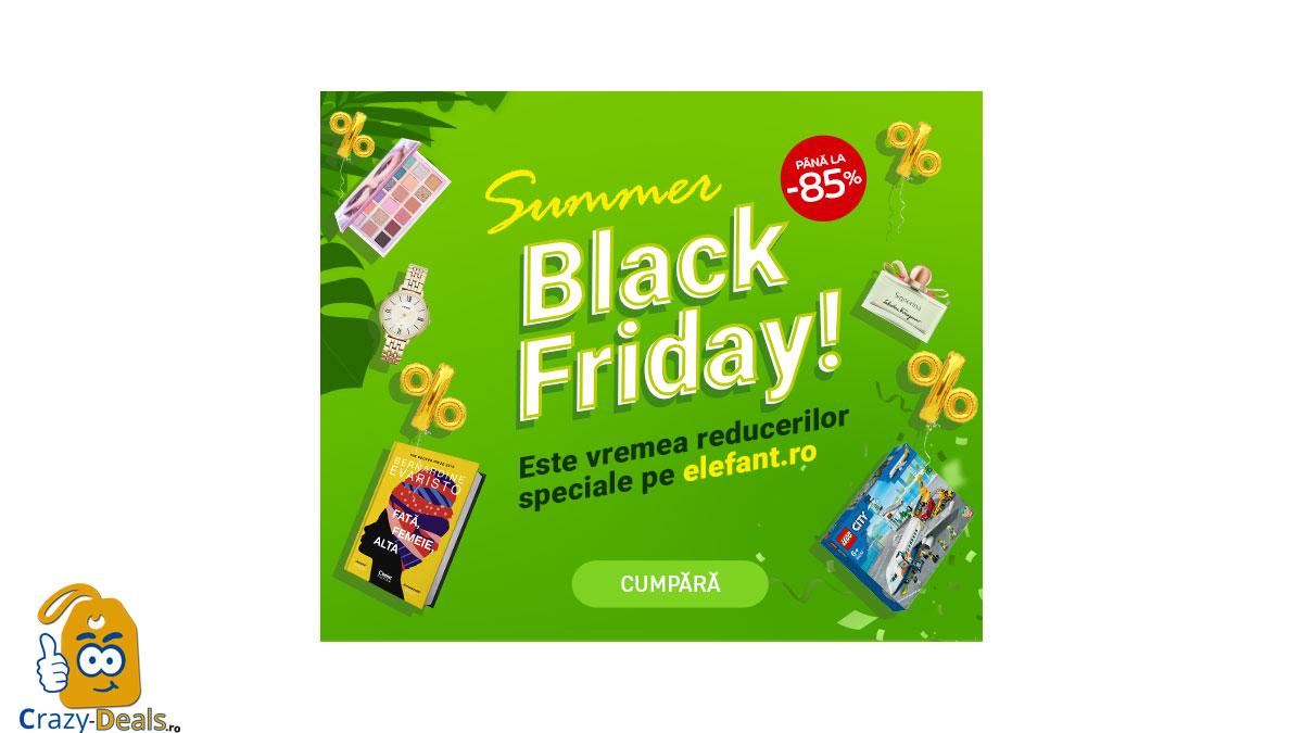 Promotie Elefant Summer Black Friday -85%