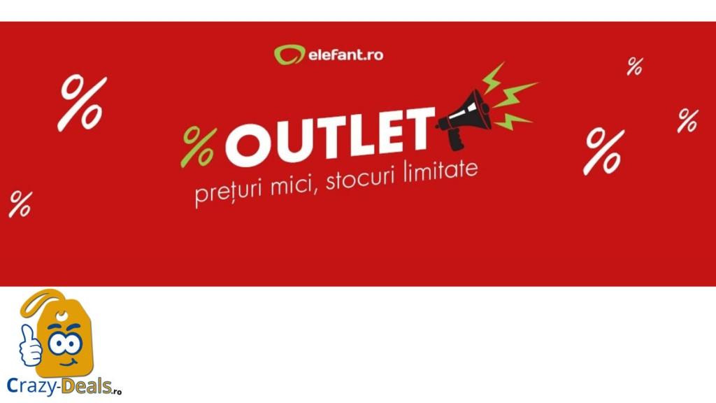 Outlet Elefant - 80% Stocuri Limitate