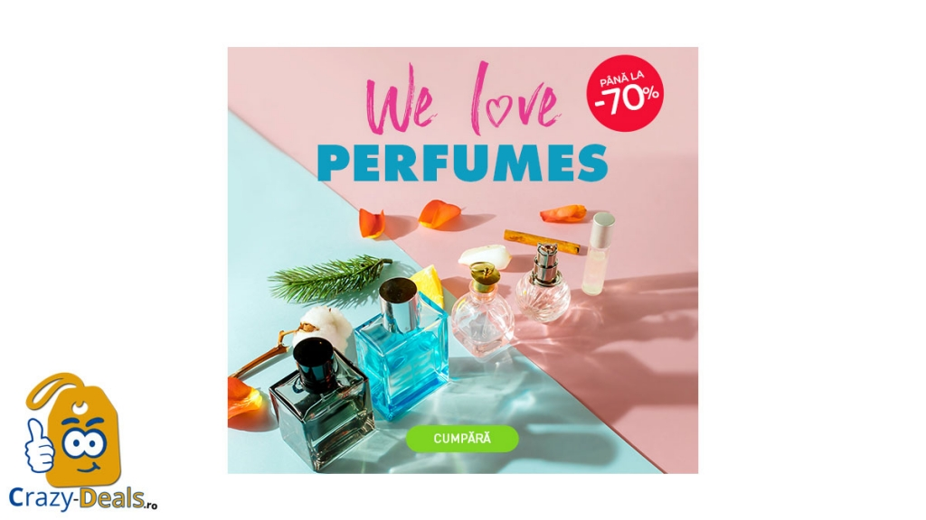 Promotie Elefant -70% la parfumuri