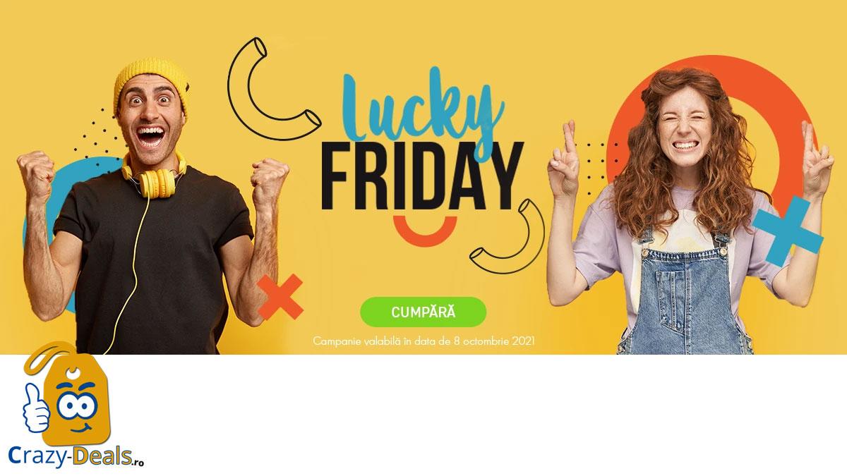 Promotie Elefant Lucky Friday - preturi de nerefuzat -70% reducere