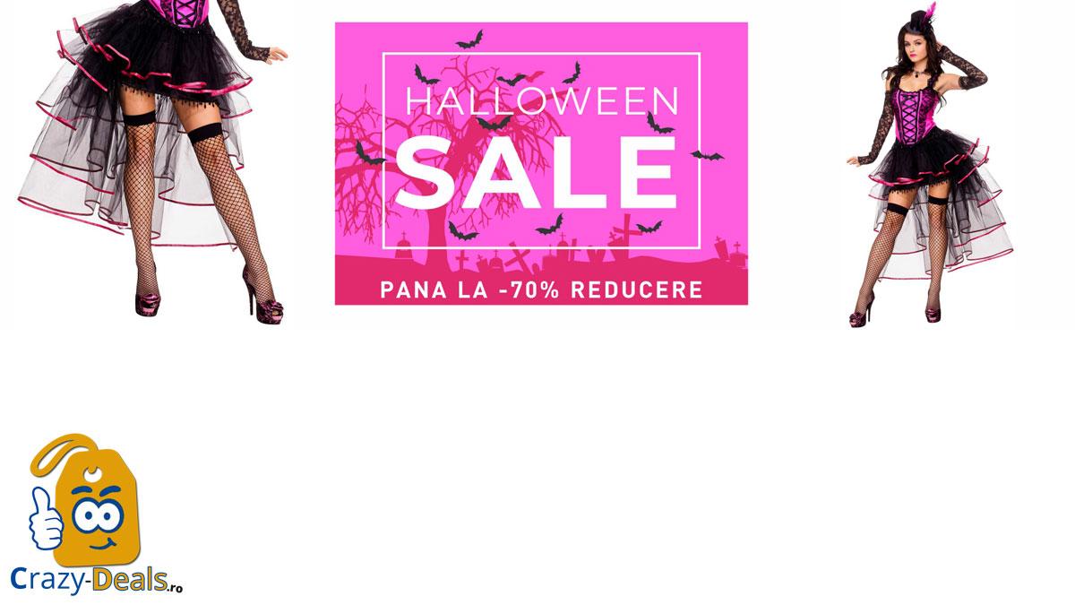 Halloween Sale pe Meia cu reduceri de pana la -70%