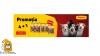 Promotie Fera 4+1 GRATIS hrană câini