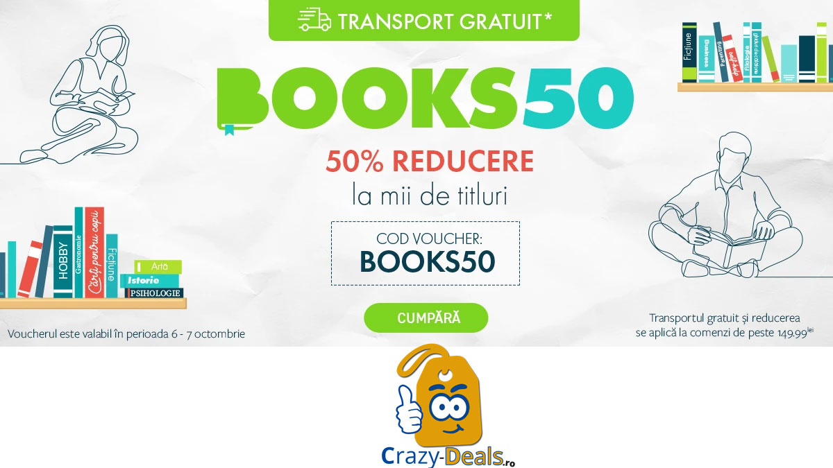 -50% reducere si transport gratuit - activeaza codul de reducere Elefant