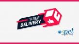 Livrarea gratuită la comenzile peste 100 Lei – 4pet