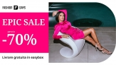 Fashion Days Epic SALE  -70%