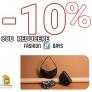 -10% OFF la genti  cu codul de reducere FashionDays